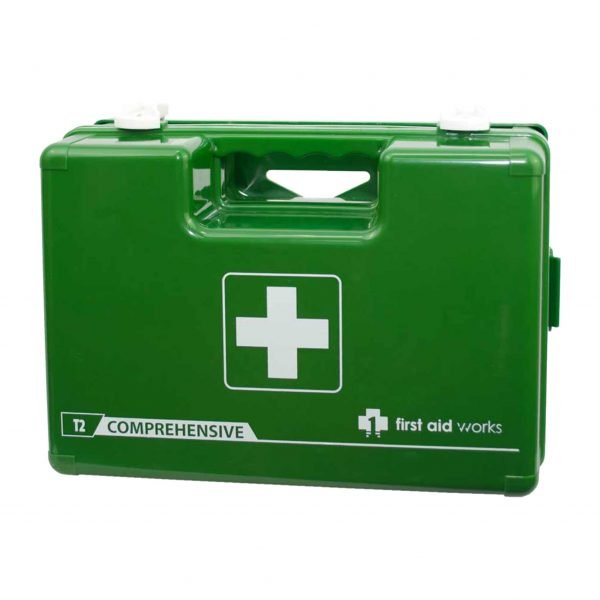 Wall Mountable Comprehensive First Aid Kit